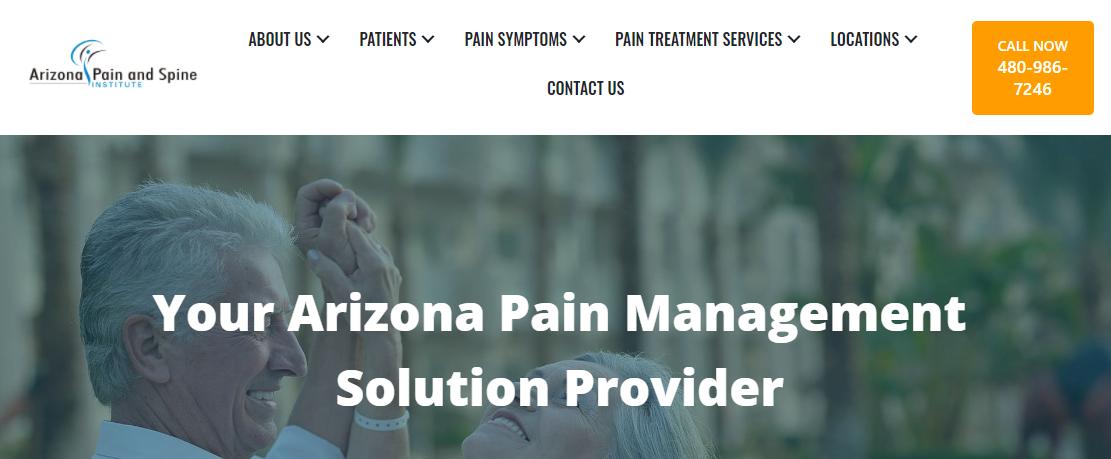 Arizona Pain and Spine Institute