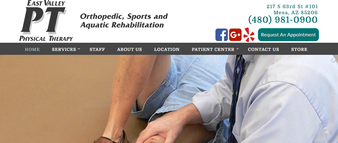 East Valley Physical Therapy