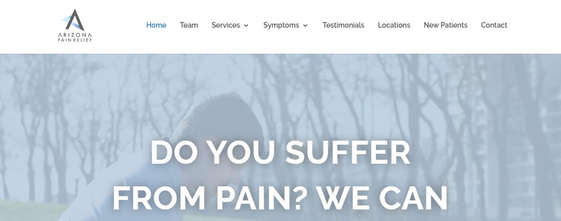 Arizona Pain Relief