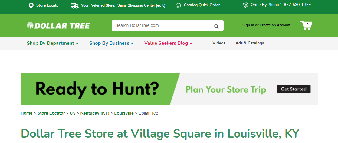 Dollar TreeParty Supplies in Louisville, KY