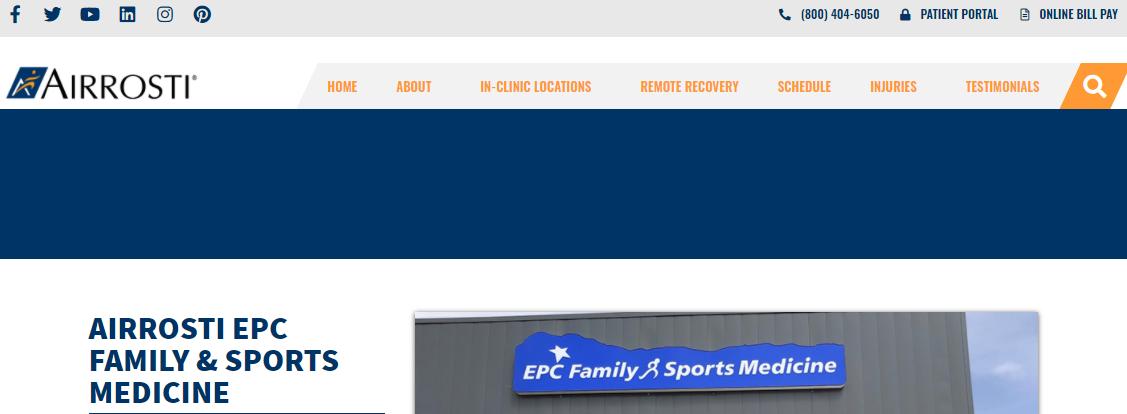 EPC Family and Sports Medicine