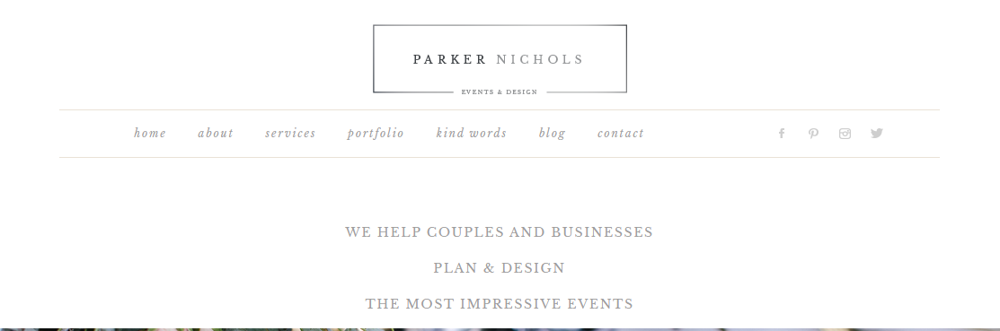Parker NicholsParty Planners in Sacramento, CA