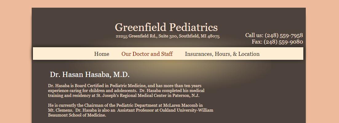 Greenfield Pediatrics