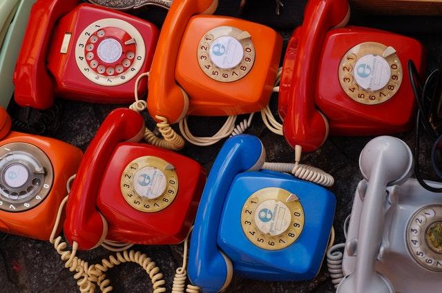 Revolutionary Telephones in Dallas