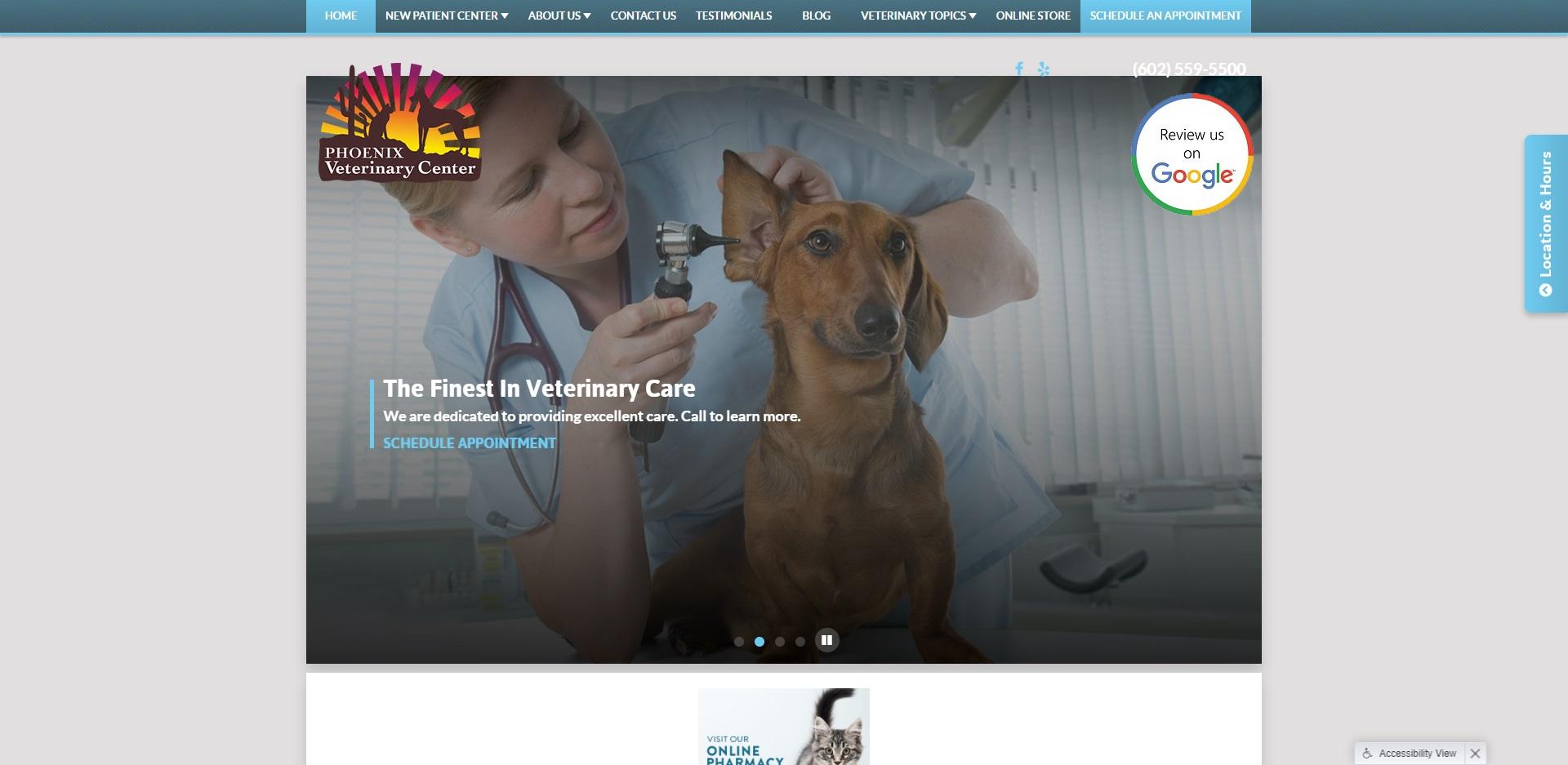 Phoenix, AZ's Best Pet Care Centers