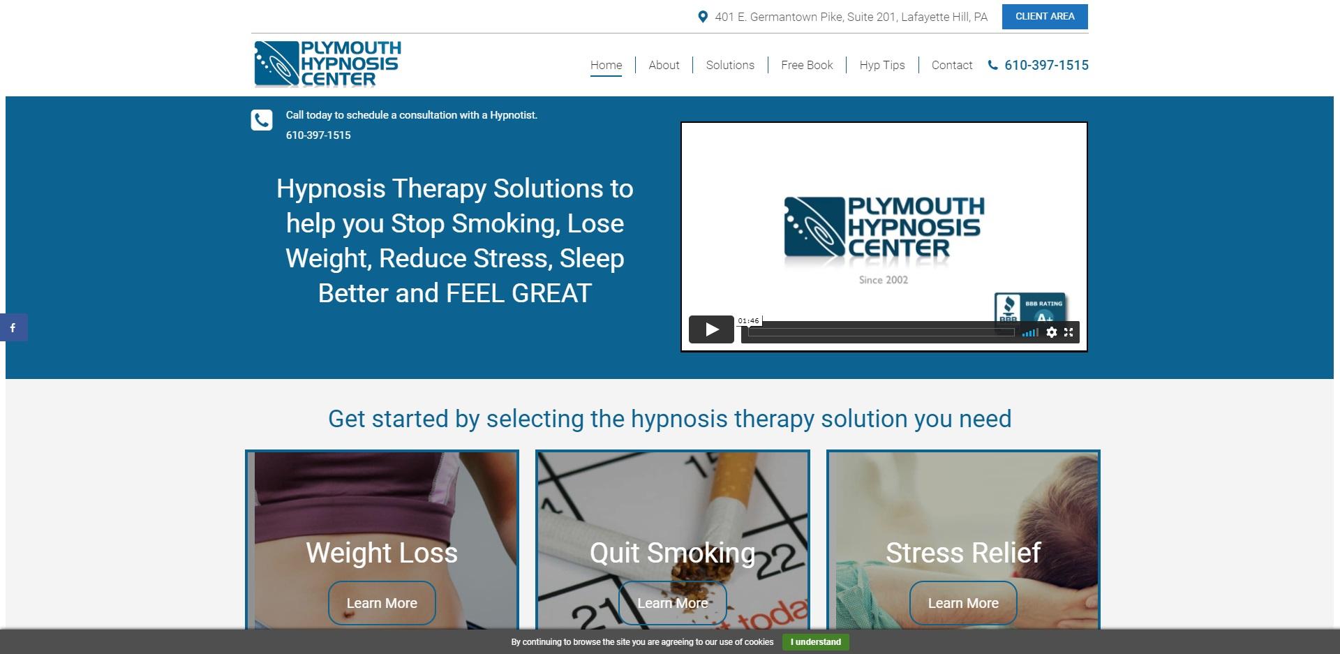 Philadelphia, PA's Best Hypnotherapy
