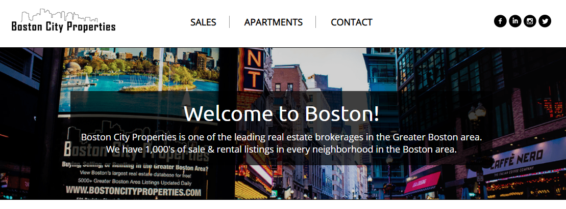 Boston City Properties