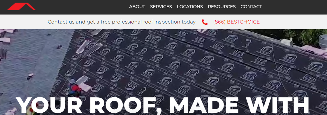 Best Choice Roofing