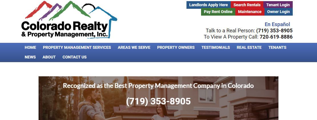 Colorado Realty and Property Management, Inc.