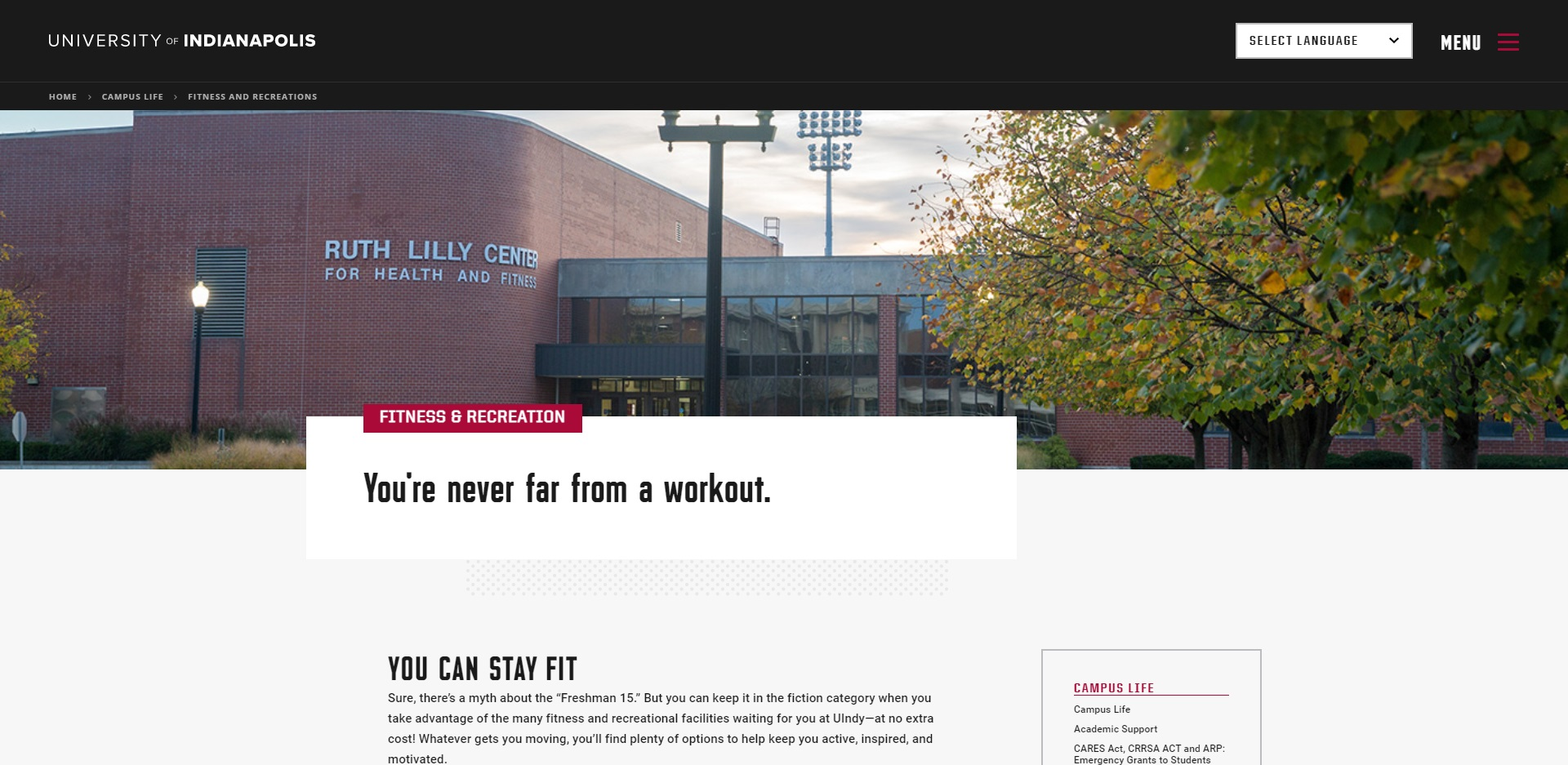 5 Best Leisure Centers in Indianapolis, IN