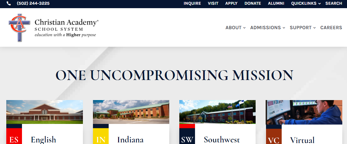 Christian Academy of Louisville
