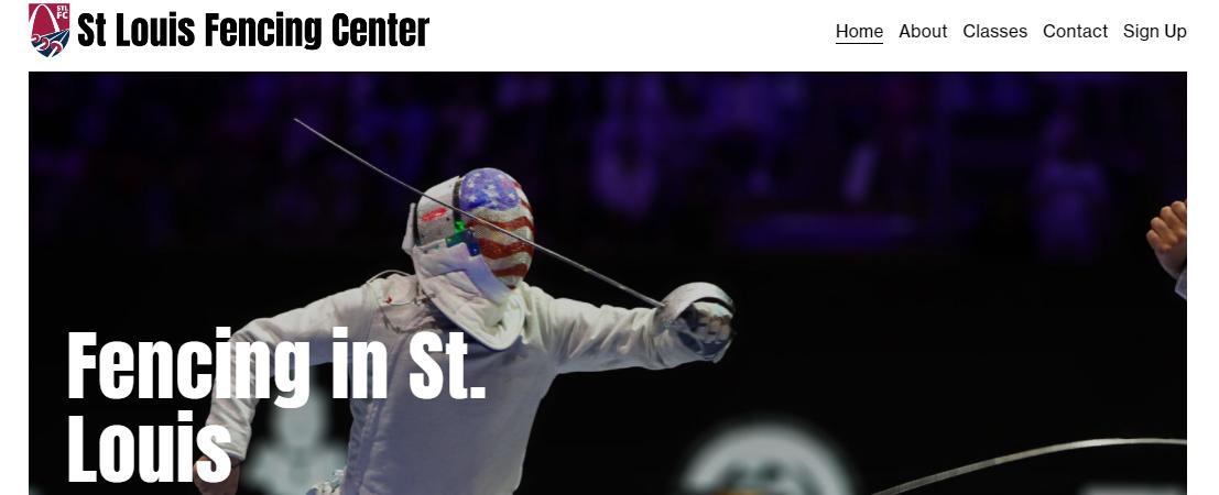 STL Fencing Center