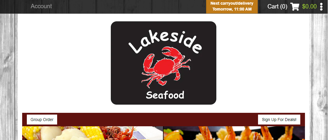 Lakeside Boiling Seafood