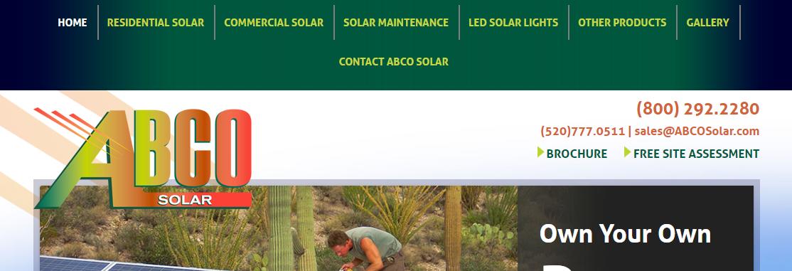 ABCO Solar, Inc.