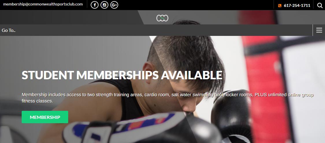 Commonwealth Sports Club