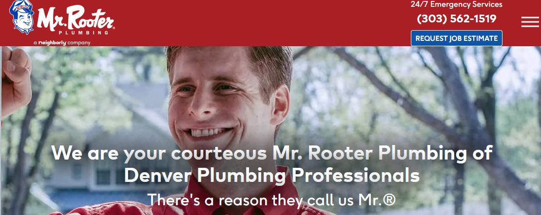 Mr. Rooter Plumbing of Denver