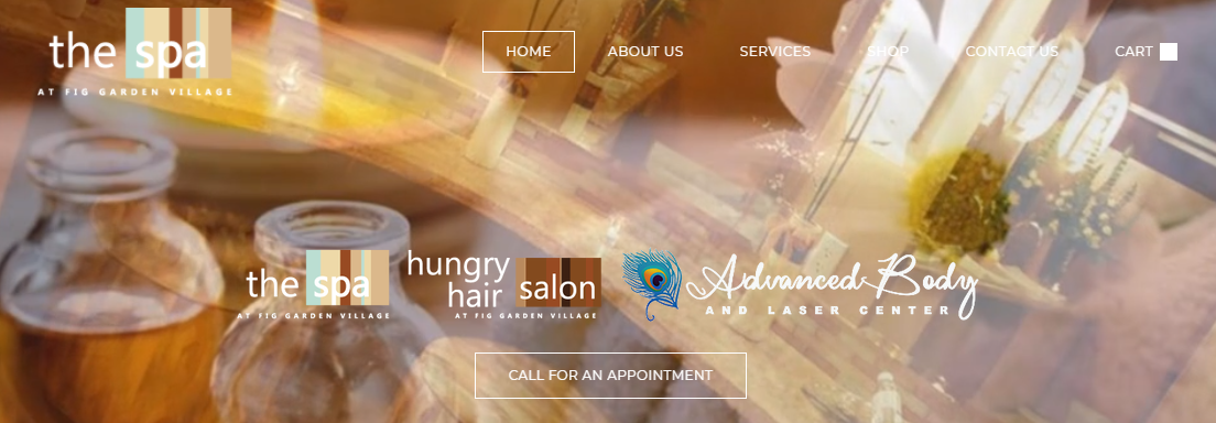 The Spa and Hungry Hair Salon