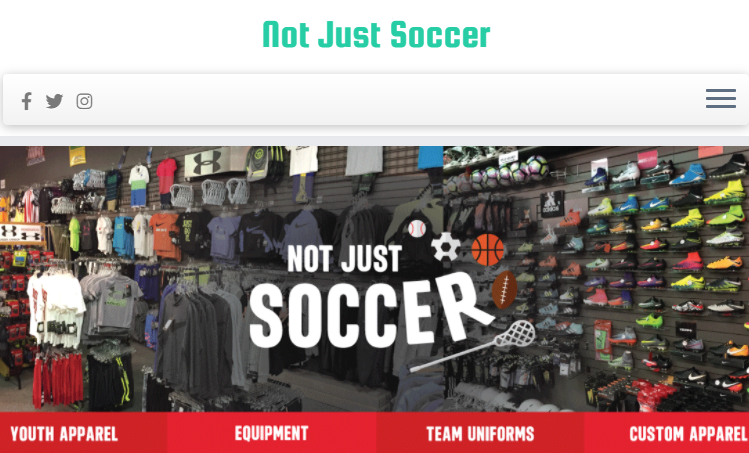 Not Just Soccer