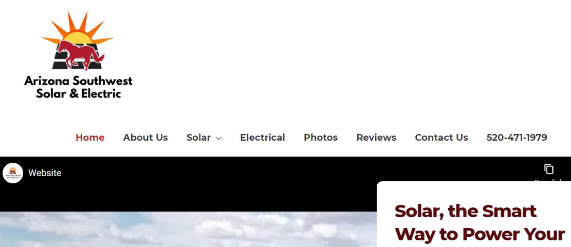 Arizona Southwest Solar and Electric