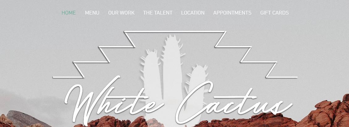 White Cactus Salon