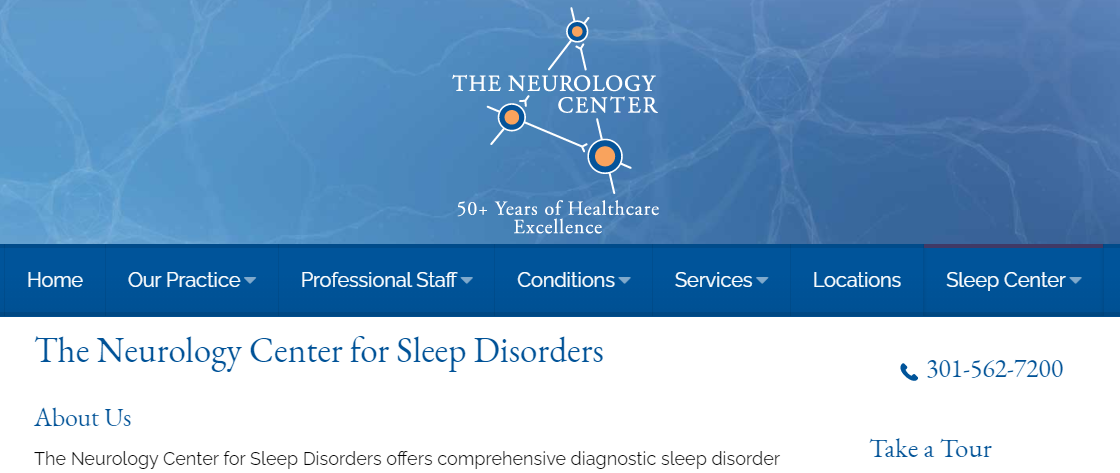 The Neurology Center for Sleep Disorders