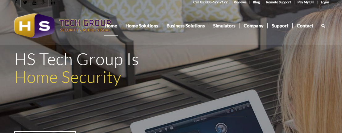 HS Tech GroupSecurity Systems in Baltimore, MD