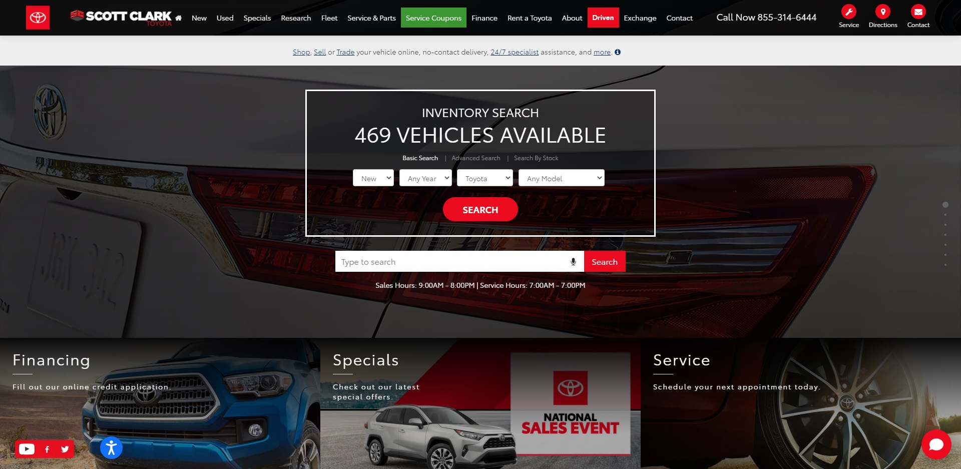 Charlotte, NC's Best Toyota Dealers