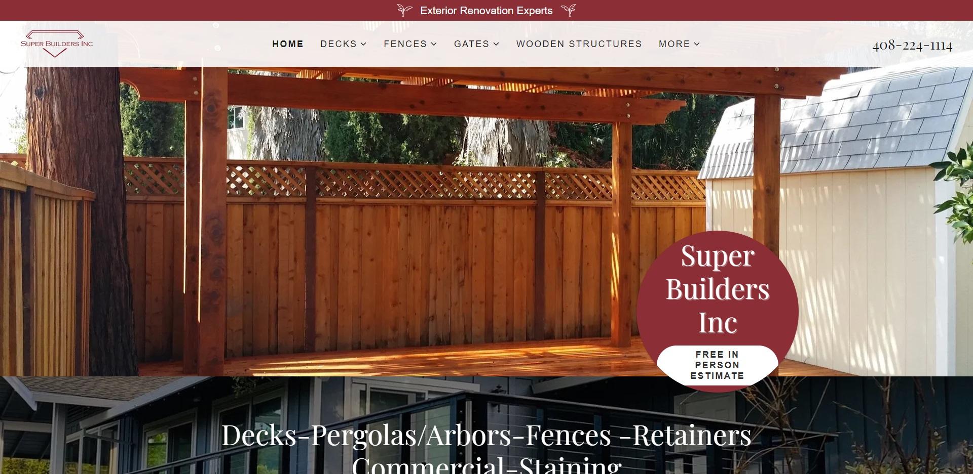 The Best Fencing Contractors in San Jose, CA