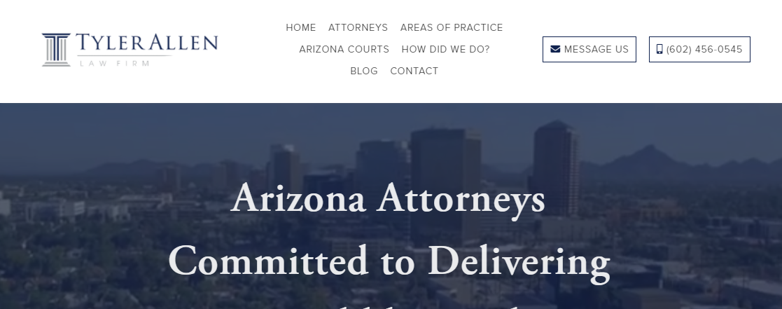 Tyler Allen Law Firm, PLLC