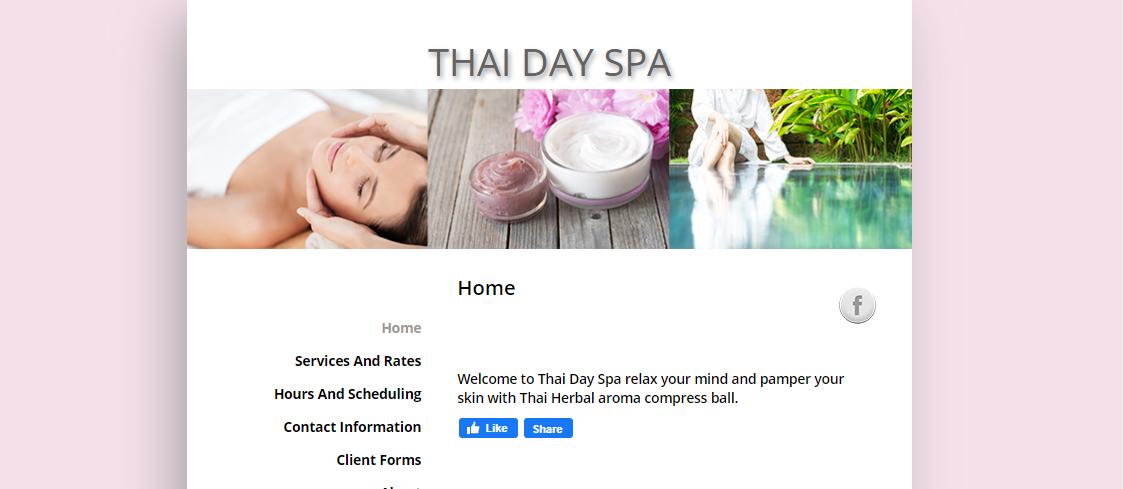 Thai Day Spa