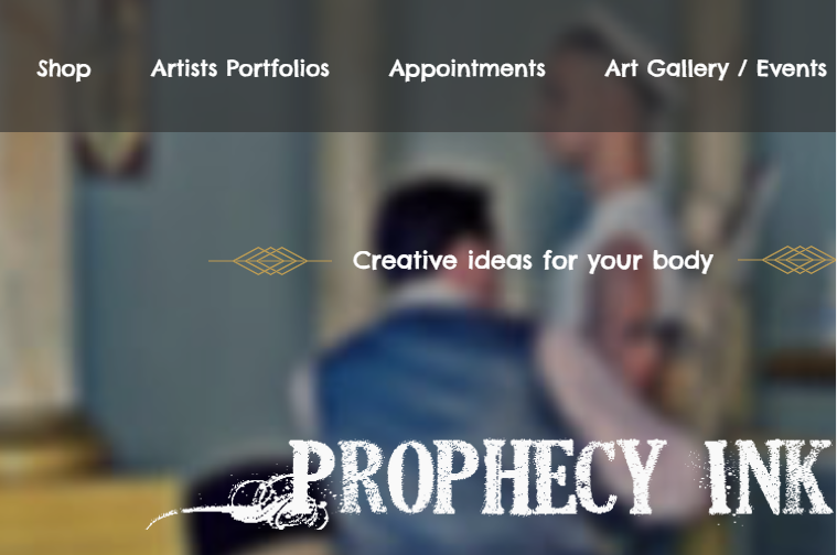 Prophecy Ink Tattoo Studio and Fine Art Gallery