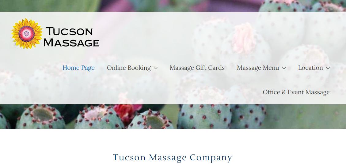 Tucson Massage Company