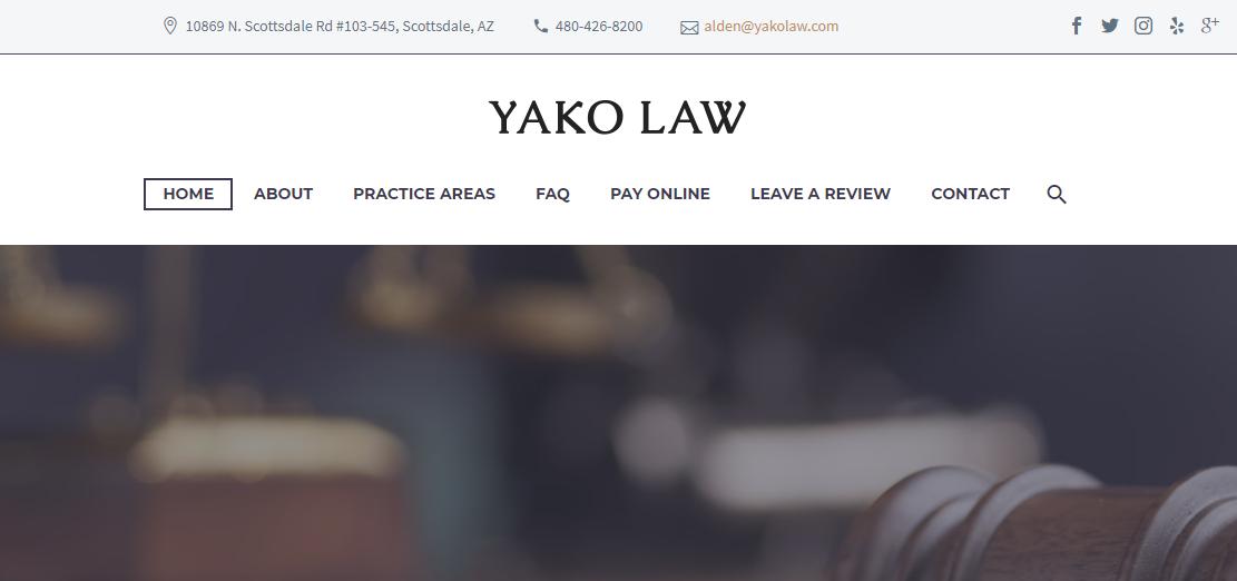Yako Law