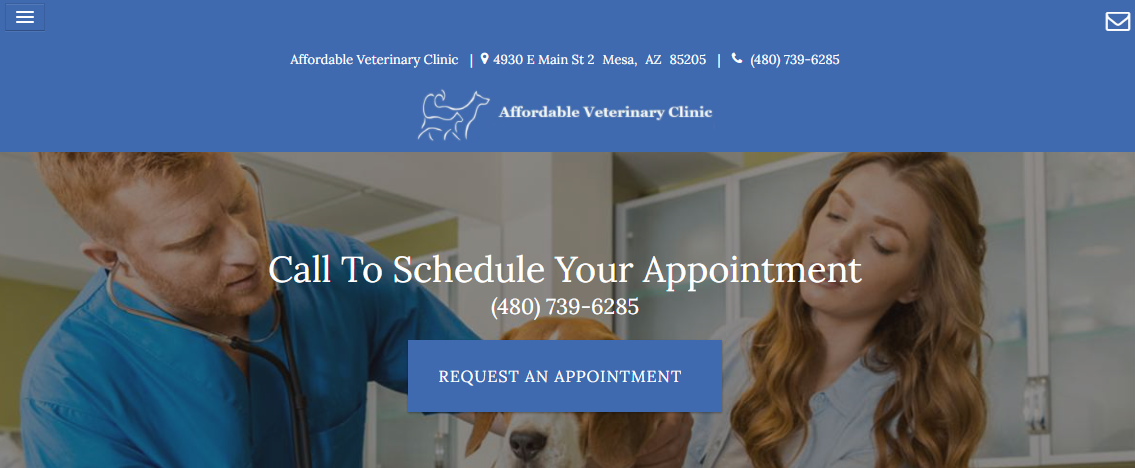 Affordable Veterinary Clinic