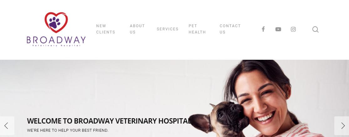 Broadway Veterinary Hospital