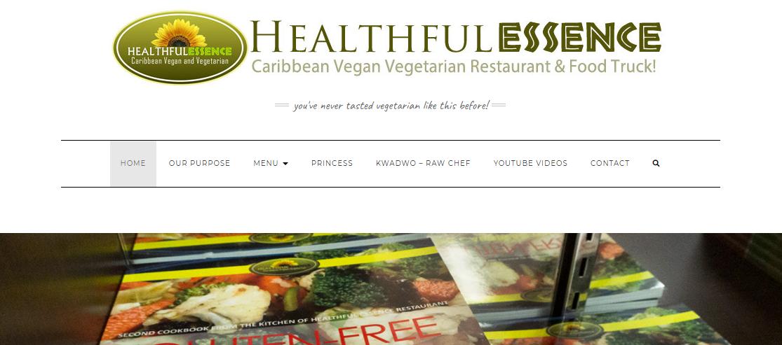 Healthfull Essence Vegan Restaurant