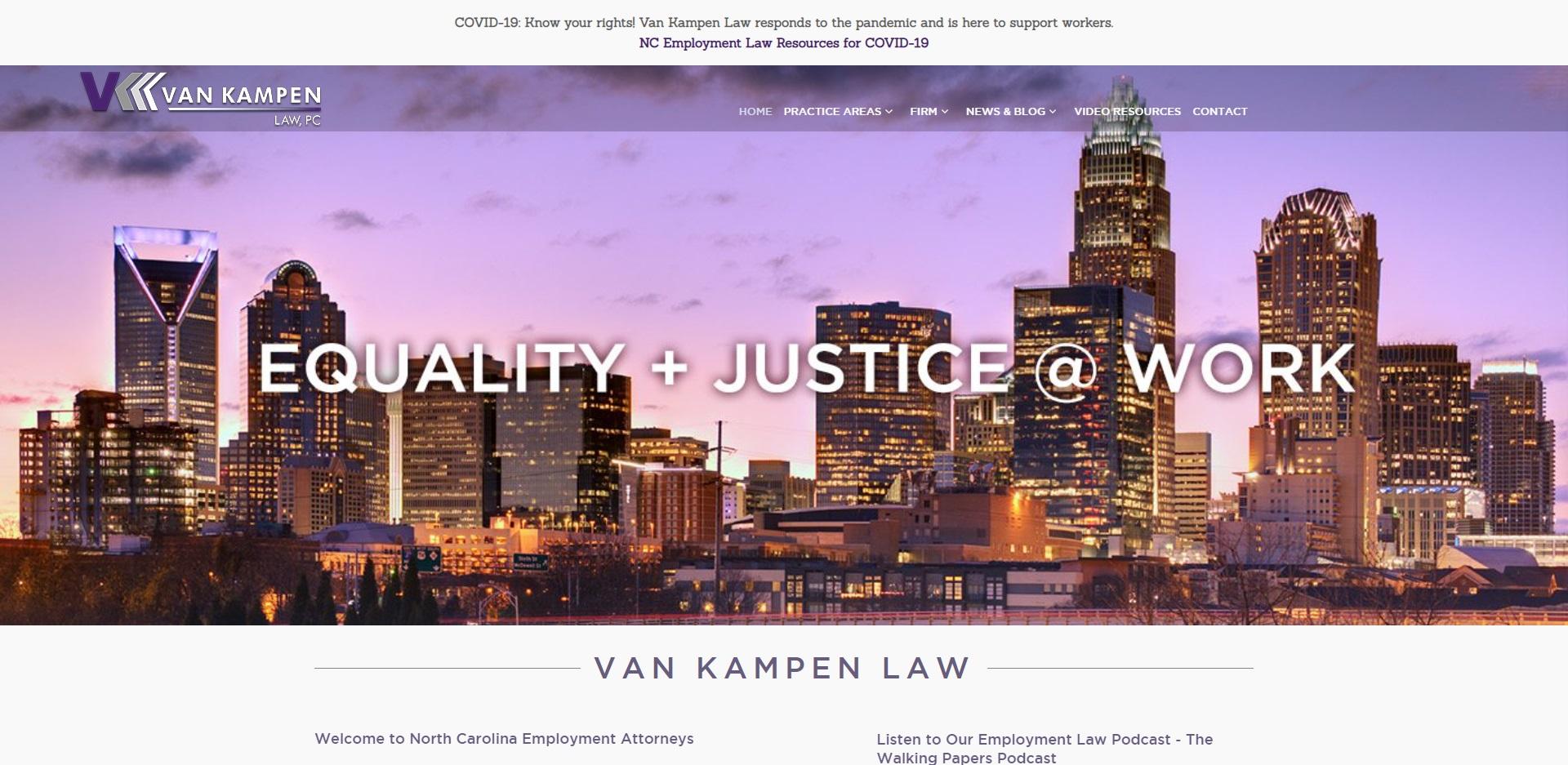 Best Unfair Dismissal Attorneys in Charlotte, NC