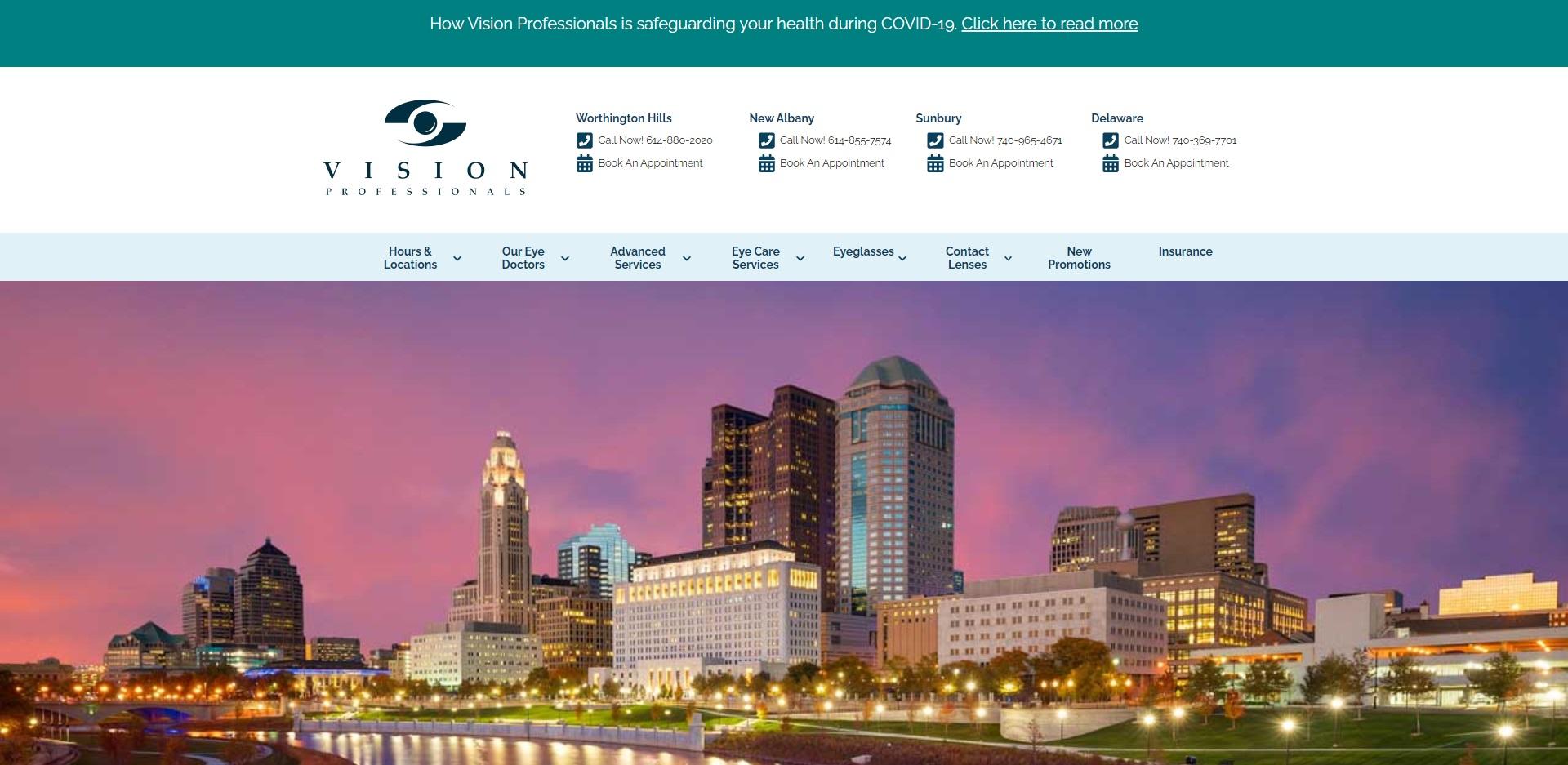 Columbus, OH Best Optometrists