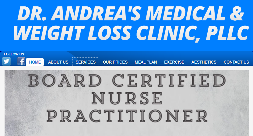 Dr. Andrea's Medical and Weight Loss Clinic, PLLC