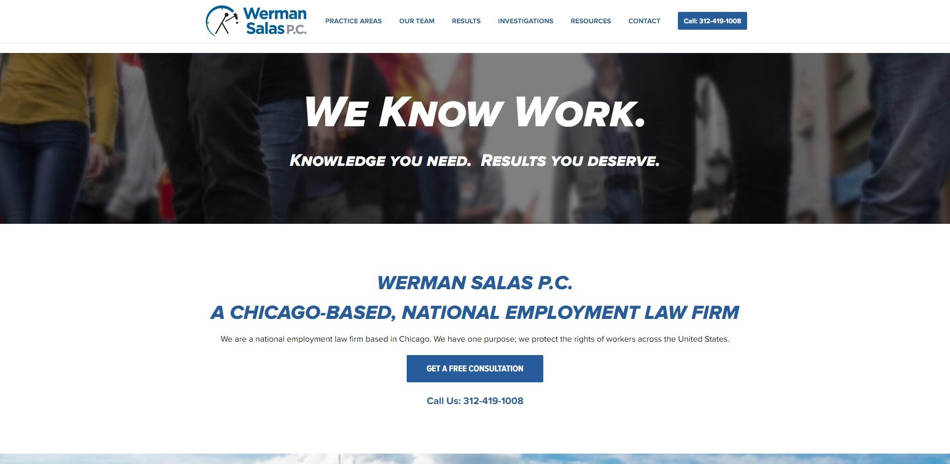 Chicago, IL's Best Employment Attorneys
