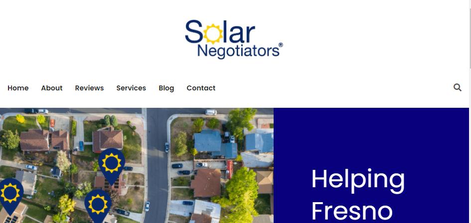 Effective Solar Panels in Fresno