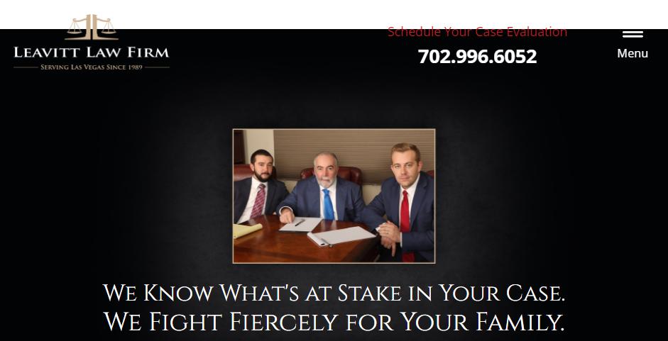 Popular Family Attorneys in Las Vegas