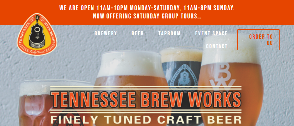 Sophisticated Craft Breweries in Nashville