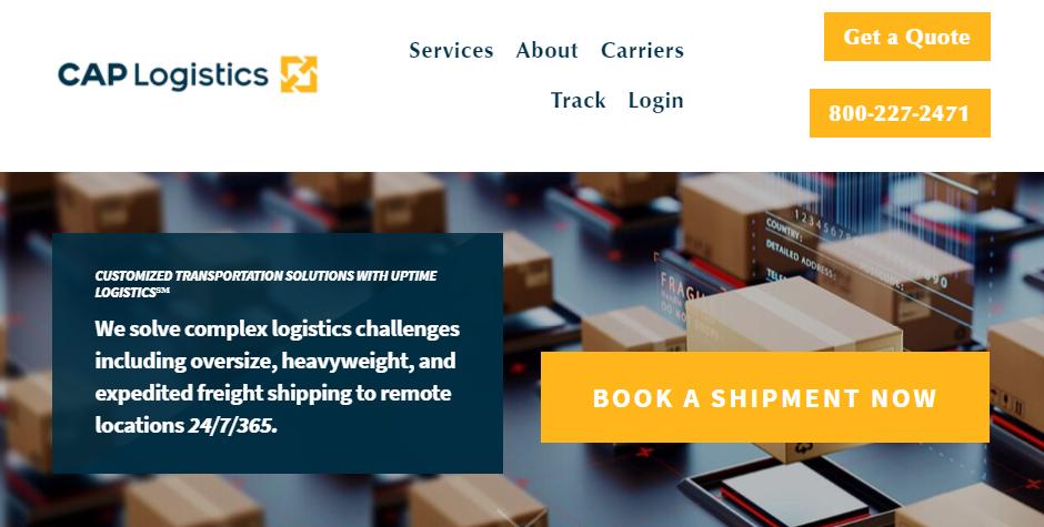 Trusted Logistics Experts in Denver