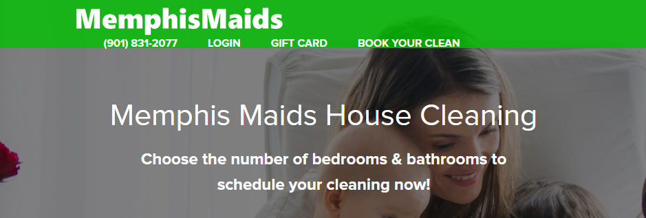 Proficient House Cleaning Services in Memphis