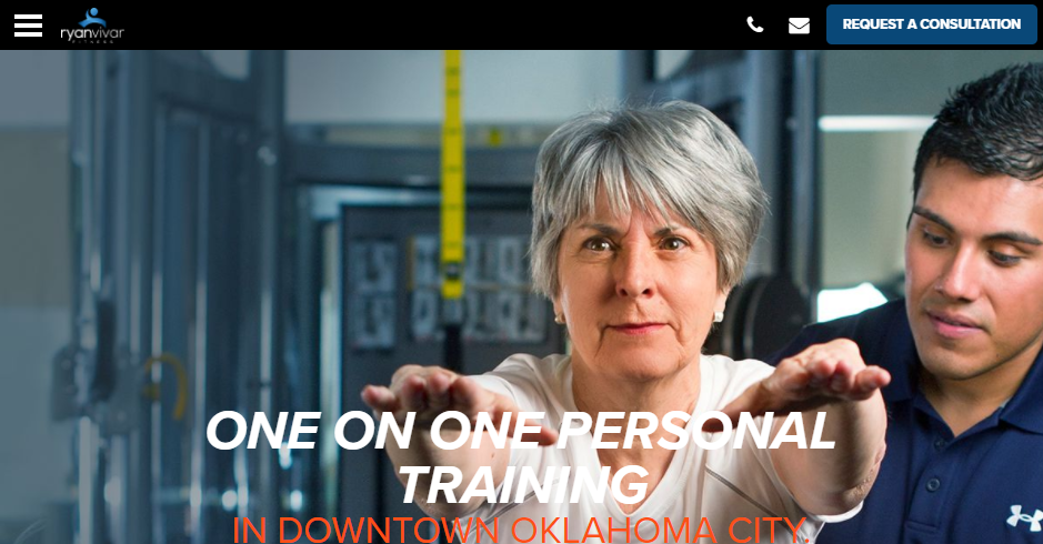 Proficient Personal Trainers in Oklahoma City