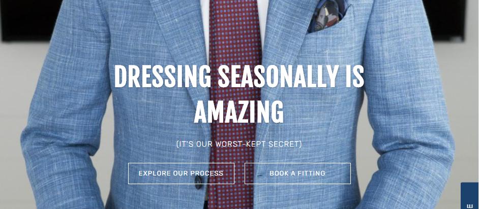 Trendy Suit Shops in Seattle