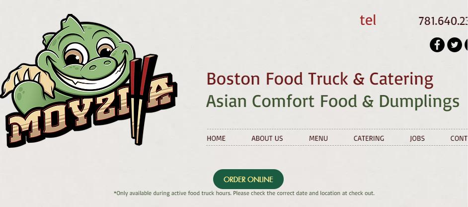 Reputable Food Trucks in Boston