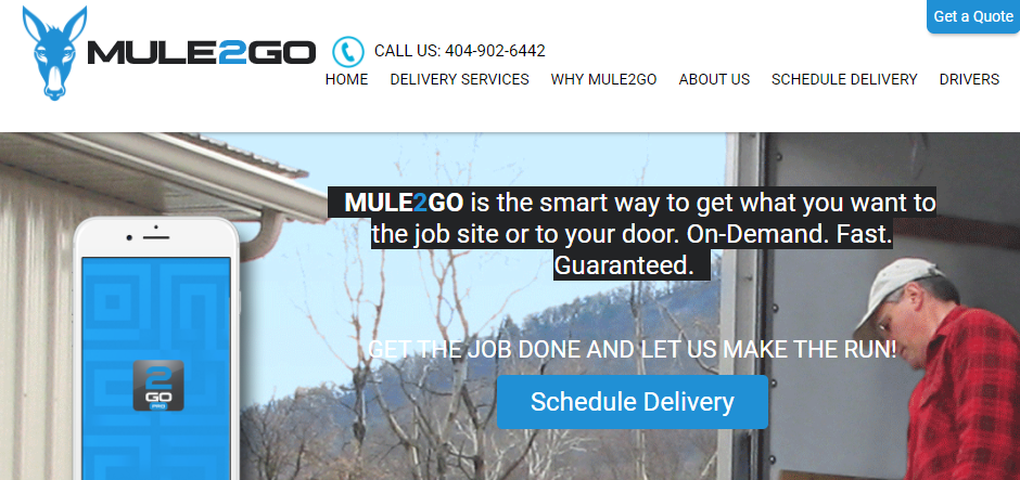 Reliable Courier Services in Atlanta