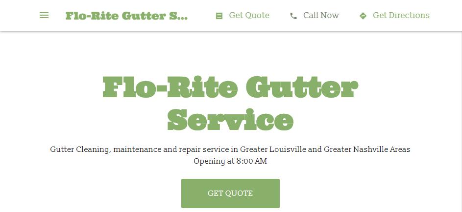 Proficient Gutter Installers in Louisville